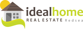 Ideal Home Real Estate Redsea Logo