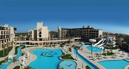 Al Dau Heighs - elite luxury compound in the heart of Hurghada