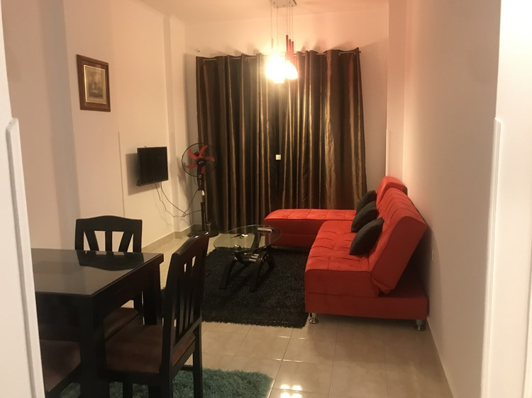 Lovely 1 bedroom apartment in Hadaba Main Street view