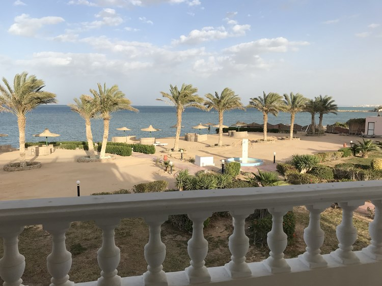 Seaview apartment with private beach for sale.Raballa Resort