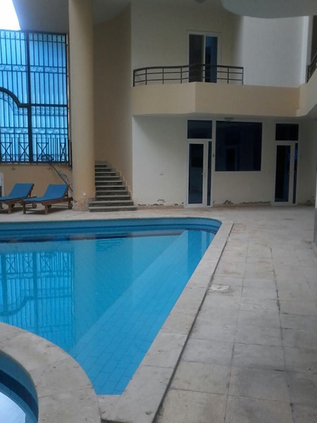 Studio for sale in Hurghada in the compound with swimming pool