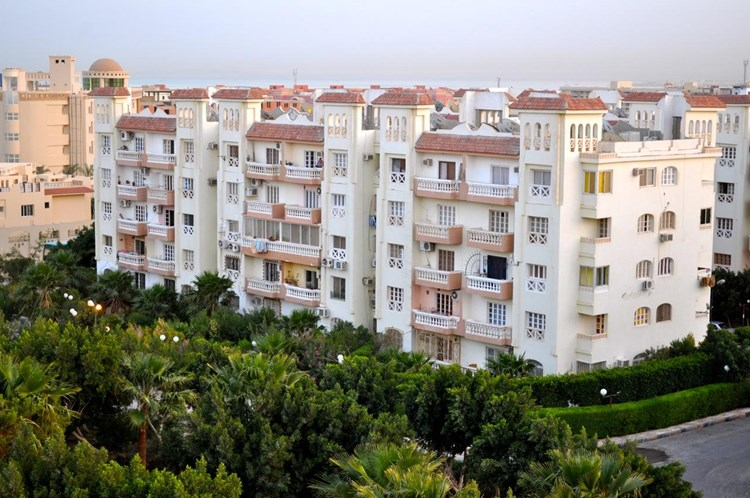Mubarak 2 apartment for sale with 2 bedrooms and far seaview
